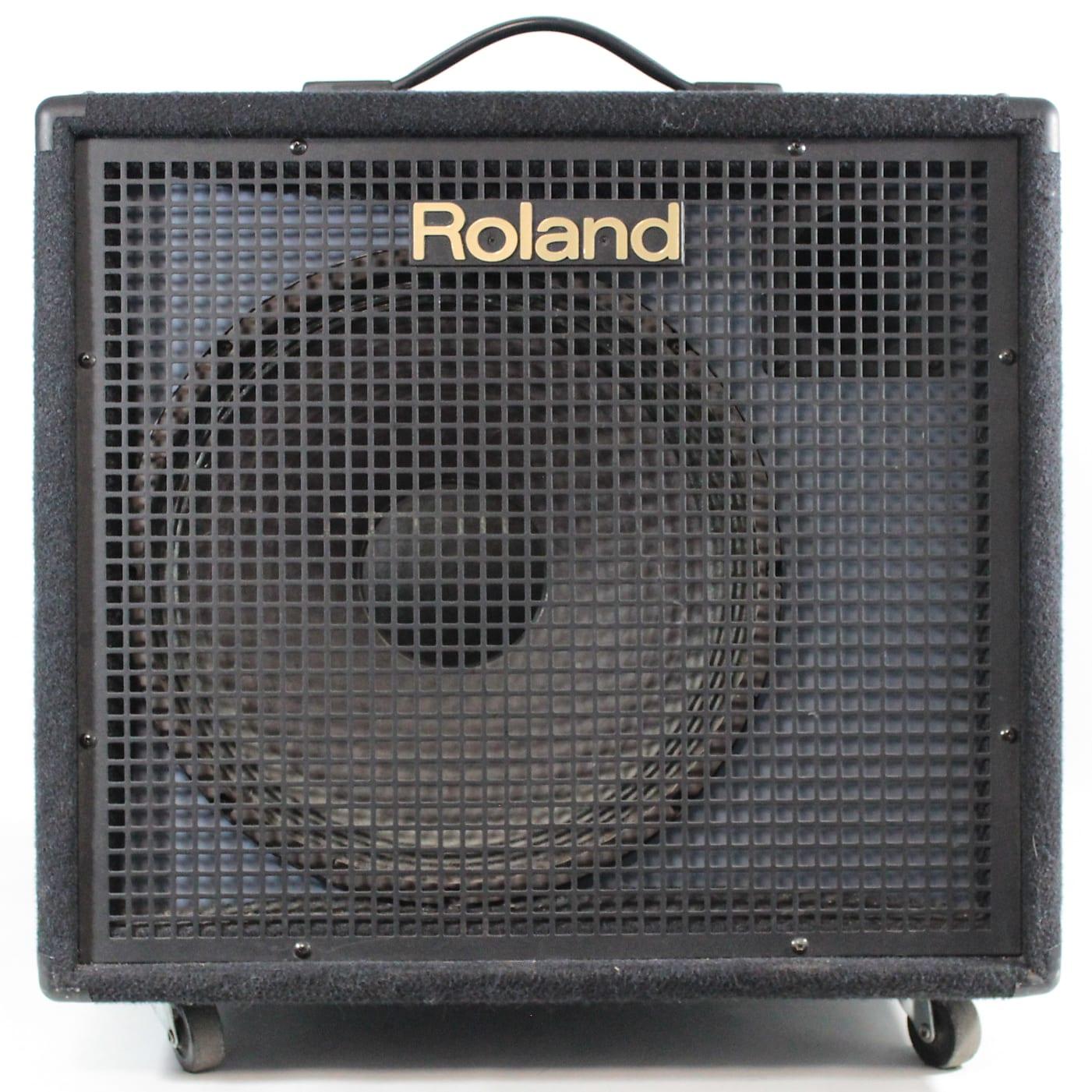 roland kc 500 4 channel 150 watt 1x15 keyboard amp reverb. Black Bedroom Furniture Sets. Home Design Ideas