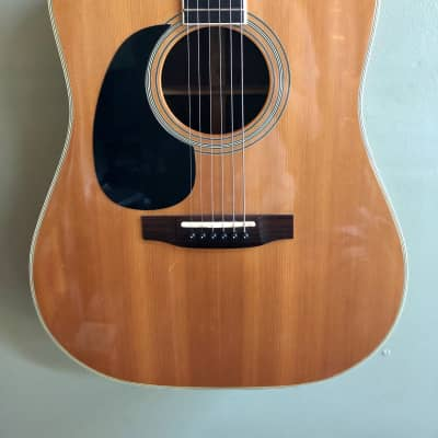 Left-Handed Takamine F-360S-LH 1976 Acoustic Lefty w/ Hard Case Vintage F360S for sale