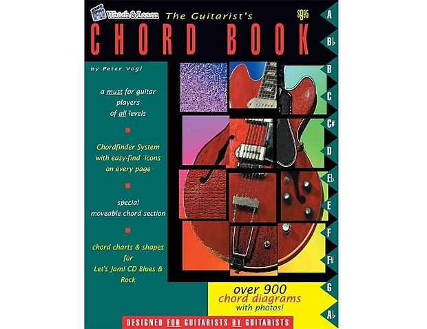 Watch U0026 Learn Chord Book