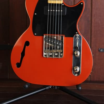 St Blues 61 South Semi-Hollowbody Guitar Pre-Owned for sale
