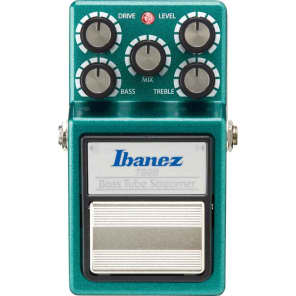 Ibanez TS9B Bass Tube Screamer Overdrive Pedal