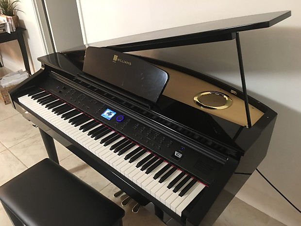 Williams Symphony Grand Digital Piano with Bench | Reverb