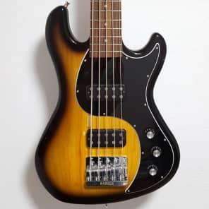Gibson EB Bass 5-String Vintage Sunburst
