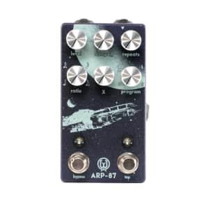 Walrus Audio ARP-87 Multi-Function Delay, Purple/Silver (Gear Hero Exclusive) for sale