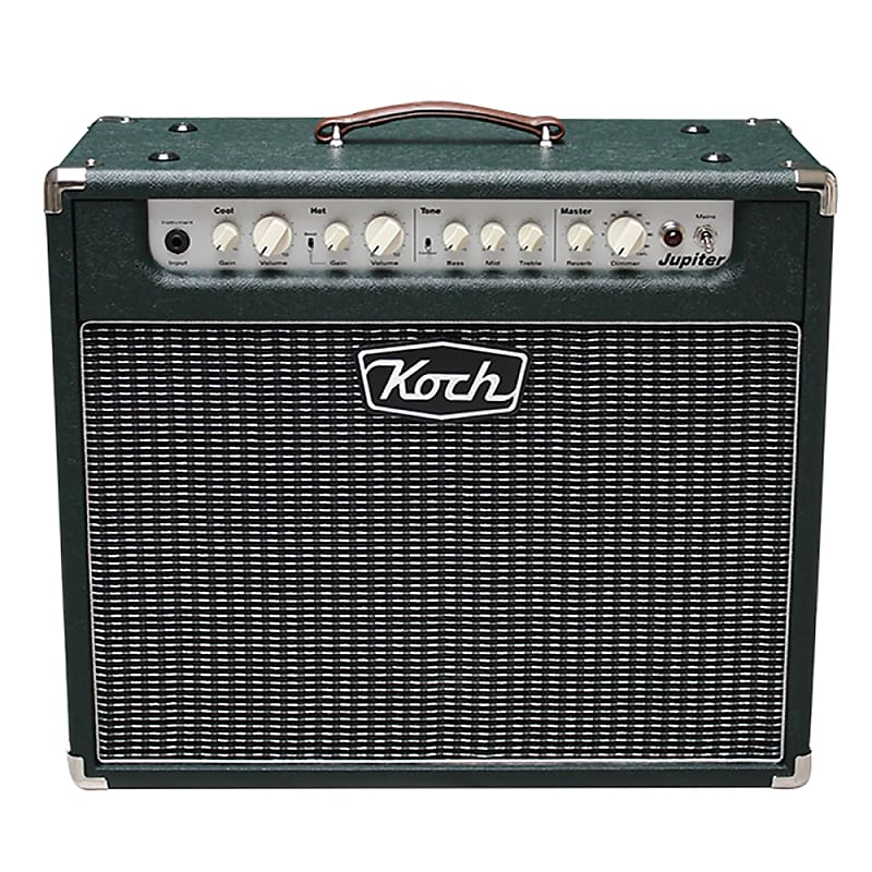 koch j45 c112 jupiter 45 12 guitar combo amplifier w reverb. Black Bedroom Furniture Sets. Home Design Ideas