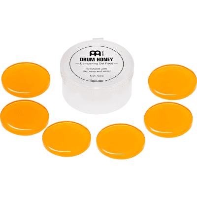 Meinl MDH Drum Honey Drum Dampeners (6-Pack)