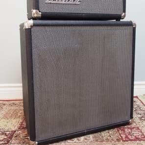"Traynor YBA-2A Bass Mate 15-Watt 1x15"" Guitar Amp Half Stack with YS-15 Cabinet"