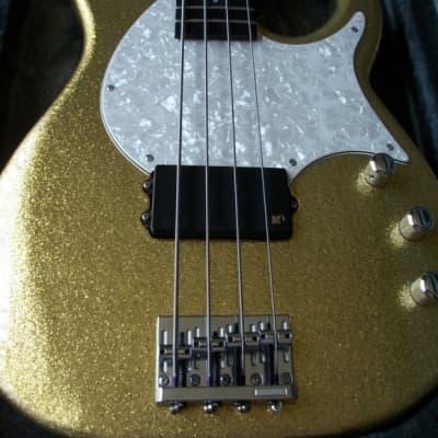 Modulus Flea F4U 1997 Gold Sparkle for sale