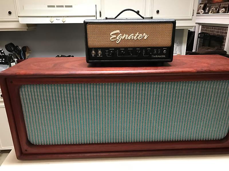 egnater tweaker 15 watt tube guitar amplifier head owned by reverb. Black Bedroom Furniture Sets. Home Design Ideas