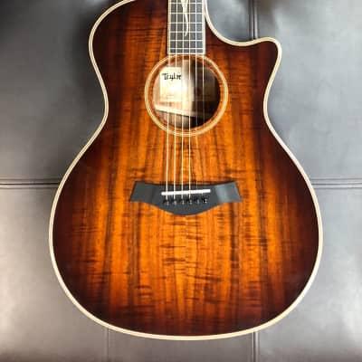 Taylor K24ce  V-Class Koa Grand Auditorium Guitar w/Case