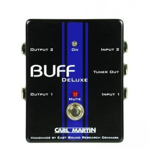 Carl Martin Pro-Series Buff Deluxe Bypass Loop/Buffer FREE U.S. EXPRESS SHIPPING