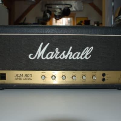 Marshall Jcm 800 2204 1983 Black