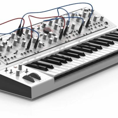 Waldorf kb37 Eurorack Controller Keyboard - White