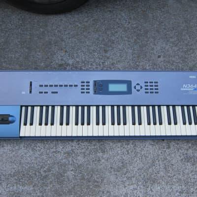 Korg N364 61-Key Music Workstation -- Shop Certified