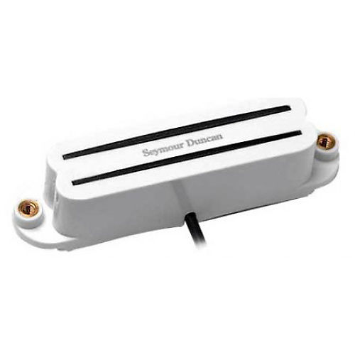 Seymour Duncan SHR-1 Hot Rails Stacked Single-Coil Neck Position - White