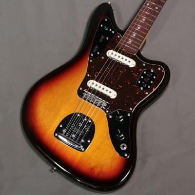 Fender MIJ Traditional 60s Jaguar 3 Color Sunburst [09/21]