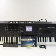 amaha MOTIF XF8 88-Key Music Production Synthesizer w/Sustain Pedal