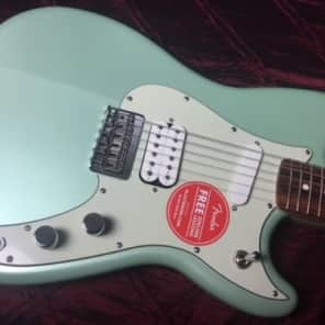Fender Fender Duo Sonic 2017  Surf Pearl for sale