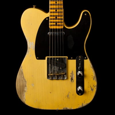 Fender Nocaster '51 Heavy Relic Nocaster Blonde for sale