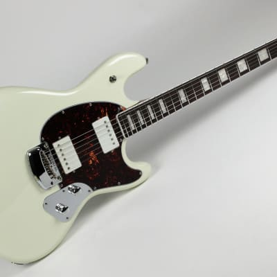Ernie Ball Music Man BFR Limited Edition Stingray #26 of 39 White Smoke W/OHSC Free Shipping for sale