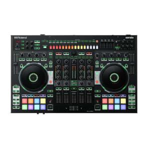 Roland DJ-808 4-Ch Serato DJ Drum Machine Controller USED