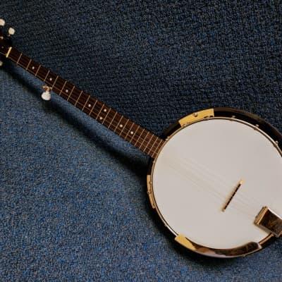 NEW Savannah SB-080 Acoustic Resonator 5-String Banjo for sale