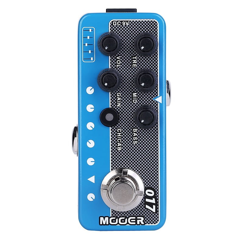 Micro Preamp 017 based on Mesa Boogie MK IV ® image
