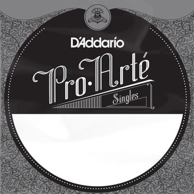 D'Addario J4504 Single Pro-Arte Nylon Classical Guitar String
