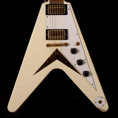 Gibson Flying V 1959 VOS Classic White for sale