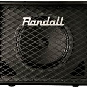 "Randall RD112-D Diavlo 50-Watt 1x12"" Angled Baffle Guitar Speaker Cabinet"