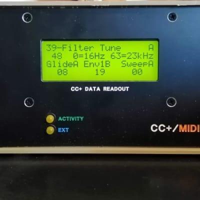 Luca Sasdelli Rhodes Chroma CC+ Display and MIDI kit