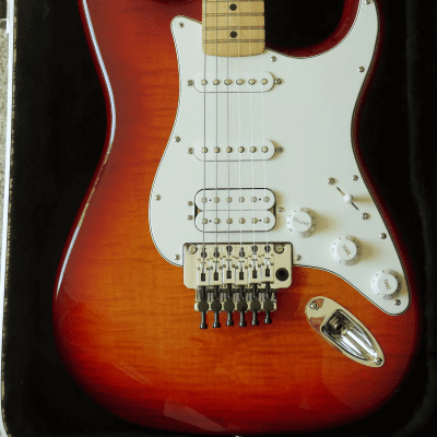 Fender Standard HSS Stratocaster Plus Top with Floyd Rose 2013 - 2017