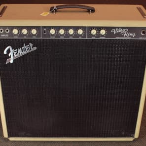 "Fender Vibro-King 60-Watt 3x10"" Guitar Combo 1994 - 2002"