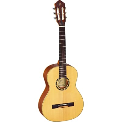 Ortega Family Series R121-3/4 natural, with gig bag for sale