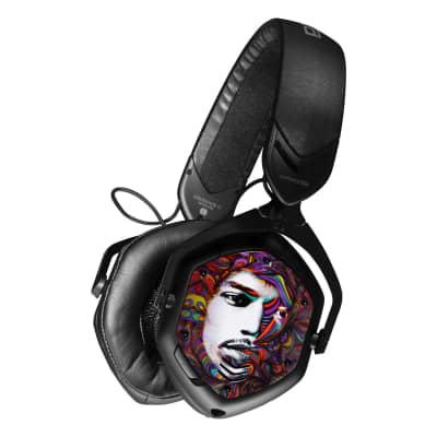 "V-MODA Crossfade 2 ""Peace, Love & Happiness"" Jimi Hendrix Signature Wireless Headphones"
