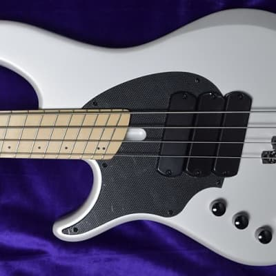 Dingwall NG-3 (4 String) LEFTY, Ducati Pearl White / Maple *IN STOCK!