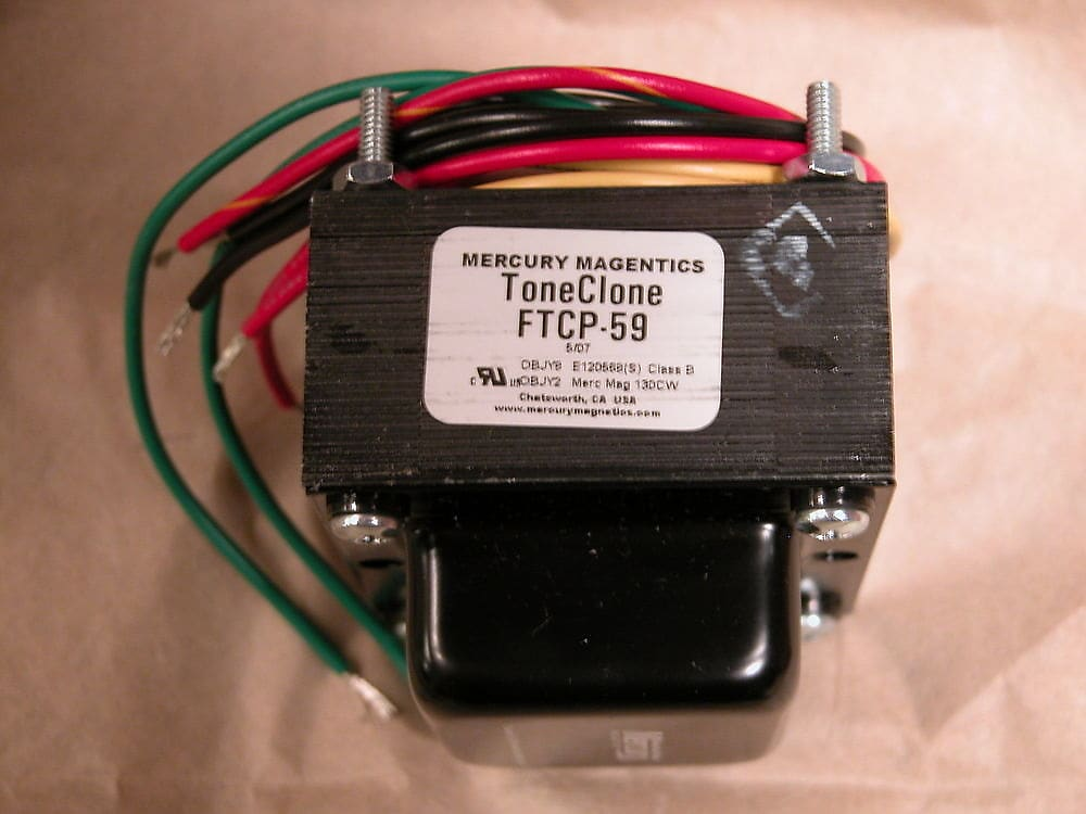 Mercury Magnetics Fender Tweed Champ Power Transformer ftcp-59