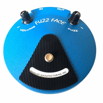 Dunlop EJF1 Eric Johnson Fuzz Face Limited Edition