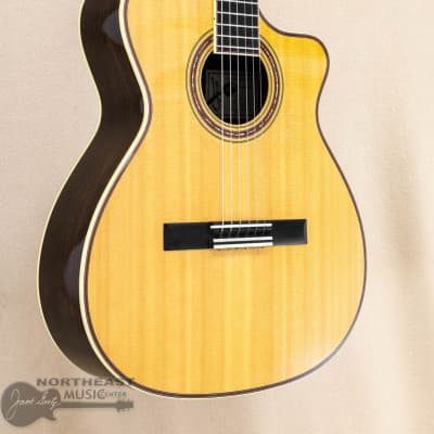 Charles Fox C-Sonoma Nylon String Guitar (Used) for sale