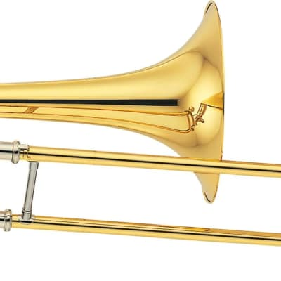Yamaha YSL-640 Professional Bb/F Trombone