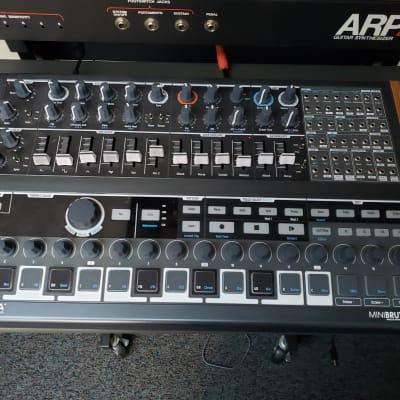 Arturia MiniBrute 2S Semi-Modular Analog Synth/Sequencer Desktop Module