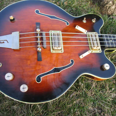 Gretsch 1968 Country Gentleman Bass model 6072 Original USA for sale