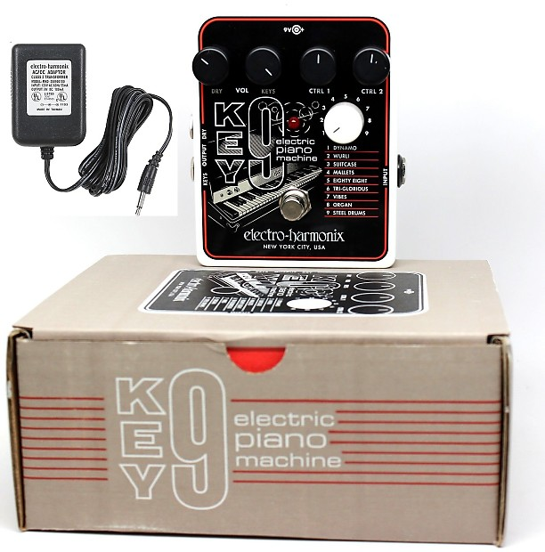 electro harmonix ehx key 9 electric piano machine key 9 reverb. Black Bedroom Furniture Sets. Home Design Ideas