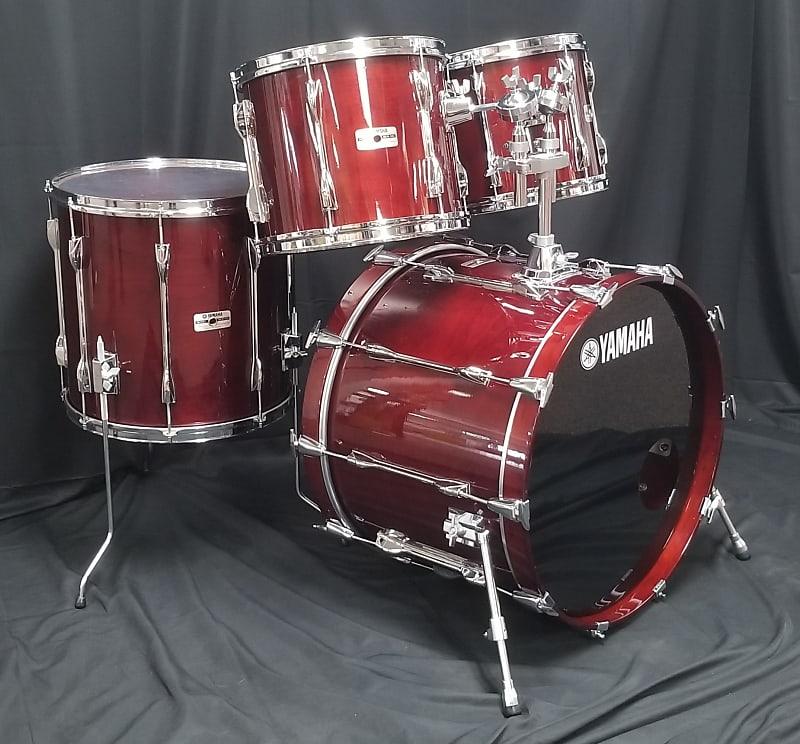 yamaha recording custom drum set prc1192 reverb. Black Bedroom Furniture Sets. Home Design Ideas