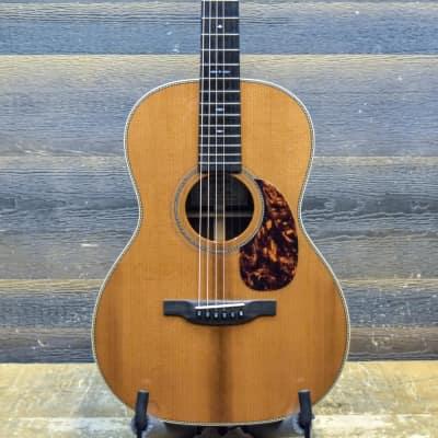 Boucher HG-56 Studio Goose 000-12 Fret Gold Touch Acoustic Guitar w/Case #IN-1109-12FTB