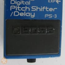 Boss PS-3 Digital Pitch Shifter/Delay 1990s image