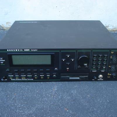 Kurzweil K2000 Setup EPROM V1.3 for K2000 K2000R K2000RS