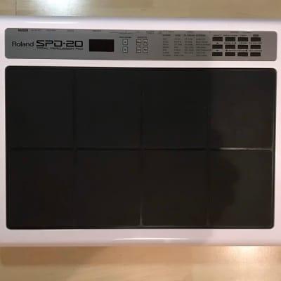 Roland SPD-20 Total Percussiun Pad White