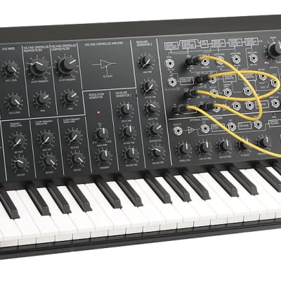 Korg MS-20 Mini Monophonic Analog Synthesizer Synth Keyboard MS20