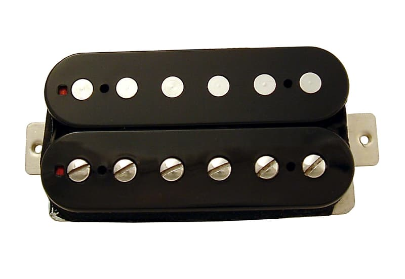 mighty mite usa motherbucker� bridge pickup mm-mb-b 2018 black